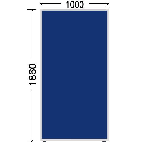 ローパーティション衝立BelfixベルフィクスLPEパネル幅1000生興LPE-1810