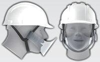 マイゾックス ヘルメット装着型 マウスシールド 日本製 50枚入