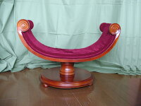 家具調木製コントラバススタンド