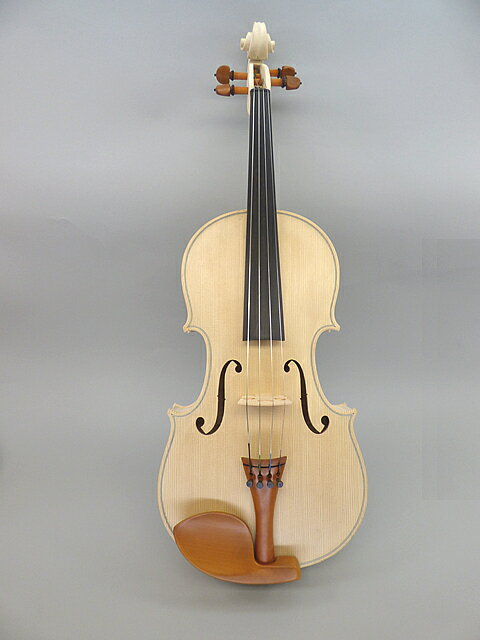 弦楽器, ビオラ Luthier Series White Viola 16.5 Box 16.5