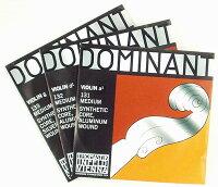バイオリン弦ドミナントADG線3本セットDOMINANTADGset