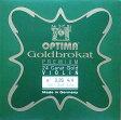 バイオリン弦 E線 ゴールドブラカット プレミアム 24Kゴールド OPTIMA Goldbrokat PREMIUM 24 Carat Gold Violin