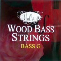 弦楽器, その他 Hallstatt WOOD BASS STRINGS G
