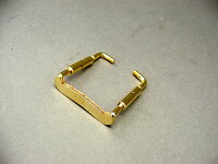 ViolinRegularBracketGoldrPlated4/4