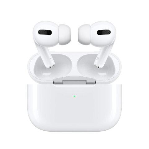 【キャッシュレス5%還元 全国送料無料 入荷後発送】AirPods pro MWP22J/Aエアポッズプロ Bluetooth対応ワイヤレスイヤホン「Apple アップル純正ワイヤレスイヤホン」[ラッピング対応可]