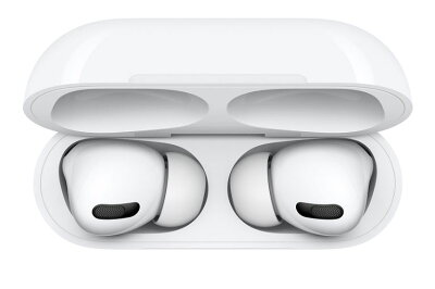 AirPods pro MWP22J/Aエアポッズプロ Bluetooth対応ワイヤレスイヤホン Apple アップル純正 ワイヤレスイヤホン ノイズキャンセリング iPhone ペアリング Bluetooth 白 ホワイト 正規品[ラッピング対応可]NKG・・・ 画像2