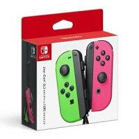 Nintendo Switch Joy-Con(L) ネオングリーン/ (R) ネオンピンク ニンテンドースイッチ ジョイコン [ラッピング対応可]