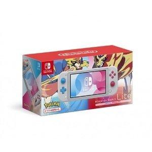 【キャッシュレス5%還元 全国送料無料】Nintendo Switch Lite ザシアン・ザマゼンタ ニンテンドースイッチライト 本体 ポケモン Pokemon 任天堂 [HDH-S-GBZAA] [ラッピング対応可]NKG