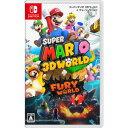 Nintendo Switch ソフト スーパーマリオ 3Dワールド + フューリーワールド[ラッピング不可]