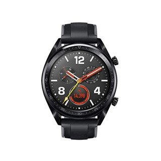 【全国 代引可 平日15時・土曜14時までご注文で当日発送】HUAWEI/ファーウェイ  スマートウォッチ スポーツモデル Watch GT/Graphite Black(ブラック)