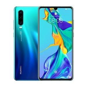 スマートフォン・タブレット, スマートフォン本体 HUAWEI 6.1SIM HUAWEI P30Aurora51093TYS