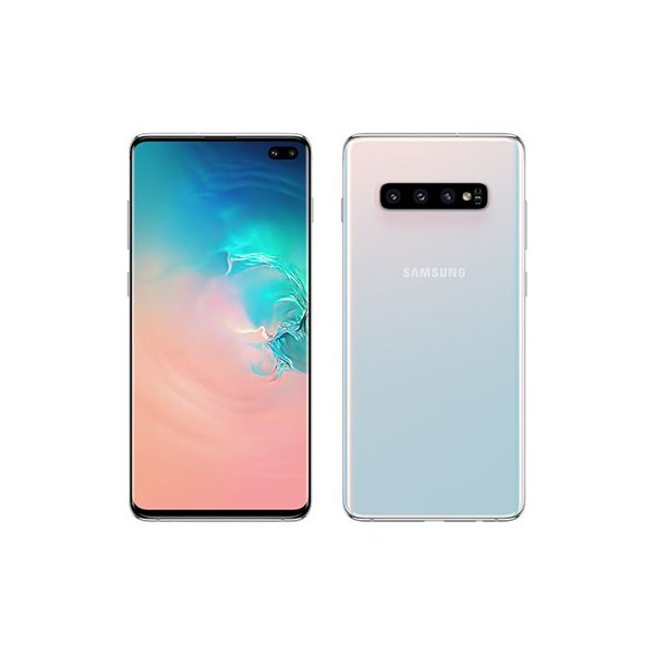 Galaxy S10 SIMフリー 本体 プリズムホワイト Prism White 白ロム サムスン(SAMSUNG)【送料無料 ...