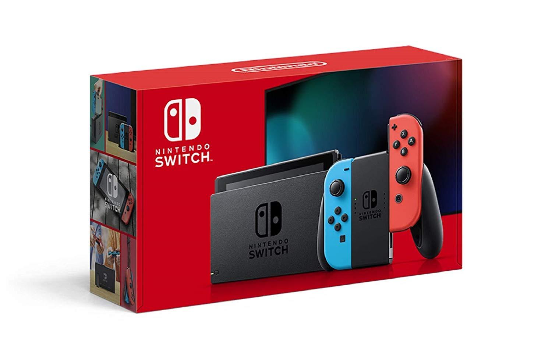 Nintendo Switch, 本体 5 Nintendo Switch Joy-Con (L) (R) MZK