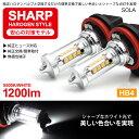 20系 前期/後期 クルーガー LED フォグランプ HB4 80W SHARP/...