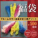 【即納】 ドライフラワー 花材セット ブルーム 5色アソート クリスマス リース ツリー 材料 飾り
