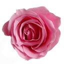 【即納】 プリザーブドフラワー 花材 ミミ ローズ【プリンセスピンク 小分け 1輪入】 大地農園