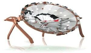 2010年仏エコデザイン賞受賞パラボラ型ソーラークッカー CookUP200