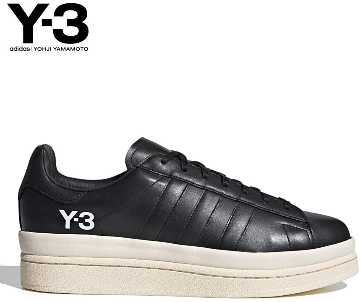 メンズ靴, スニーカー Y-3 adidas HICHO SUPERSTARS 100 26.5cm 27.5cm BLACK