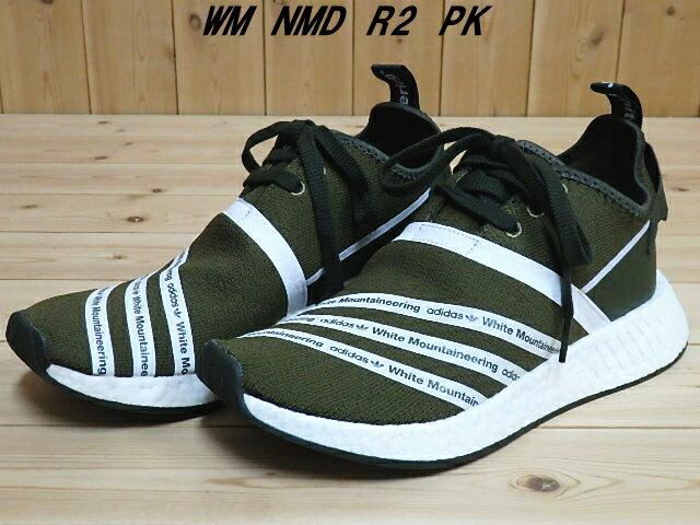 メンズ靴, スニーカー adidas ORIGINALS WM NMD R2 PKTRAOLIFTWWHT CG3649 R2 PK