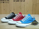 ♪CONVERSE ALL STAR 100 GORE-TEX OX▼BLACK・BLUE・RED▼コンバース オールス
