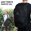 アークテリクス バックパック MANTIS 26L マンティ...