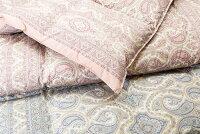 [昭和西川]羽毛布団ハンガリー産シルバーグースダウン93%1.2kgNT4955【ネットオリジナル商品】送料無料羽毛ふとんうもうぶとん羽毛布団