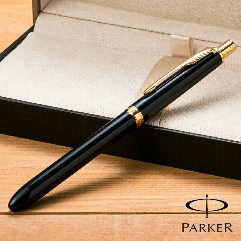 PARKER(パーカー) ソネット オリジナル ラックブラックGT マルチファンクションペン