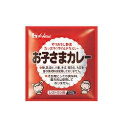 【アレルギー対応食品】お子さまカレー 100g 1ケース(36個入)