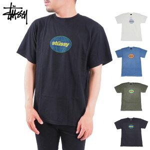 STUSSY ステューシー GLOBAL TEE Tシャツ カットソー 半袖 S M L LL XLサイズ 男性 メンズ 女性 レディース トップス 大きいサイズ USAモデル