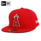 USモデル NEWERA ニューエラ 59FIFTY MLB LOS ANGELES ANGELS OF ANAHEIM ロサンゼルス・エンゼルス・オブ・アナハイム ゲーム メンズ 男性 レディース 女性 帽子 ハット 小物 アクセサリー 送料無料 NEW ERA