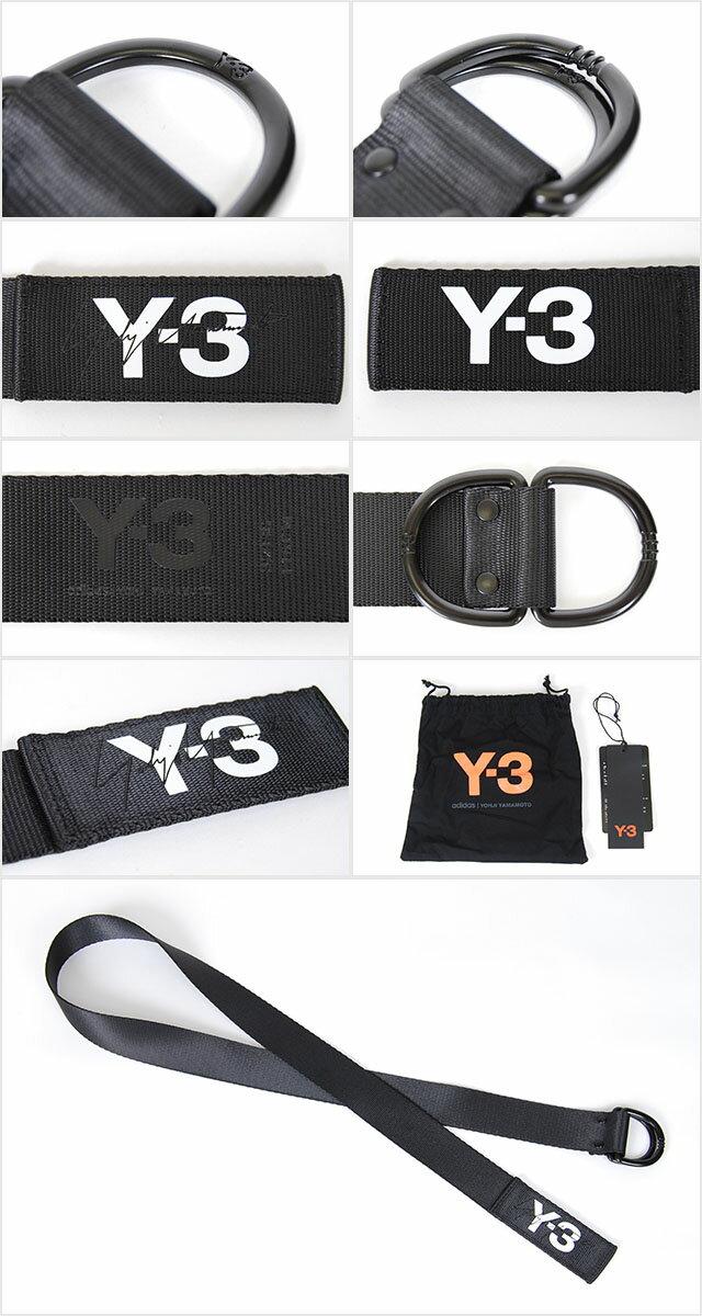Y-3(ワイスリー)『Y-3LOGOBELT』