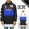 ����̵���������б�DOPESPORTCOLLECTION�ɡ���DOPESPORT���ݡ���SAILWINDBREAKERNYLONJACKET�ʥ���󥸥㥱�å�JKT�饰���µ�ϡ��ե��åץץ륪���С�������ɥ֥졼����BLACKWHITE�֥�å��ۥ磻�ȹ������������ȥ꡼��
