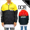 ����̵���������б�DOPESPORTCOLLECTION�ɡ���DOPESPORT���ݡ���SUMMITWINDBREAKERNYLONJACKET�ʥ���󥸥㥱�å�JKT�饰���µ������ɥ֥졼����REDYELLOW��åɥ����?�ֲ�����������ȥ꡼��