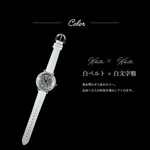 【AnneCoquine】グルグル時計★鶴モチーフビッグフェイスウォッチ〜GOLD〜-anne-92345e画像