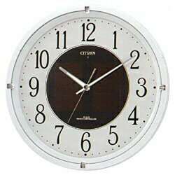 Wrapping free ♪ ♪ ◆ radio clock ◆ eco M806 CITIZEN citizen rhythm watch 4MY806-003upup7