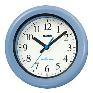 Deep-discount! To a souvenir! To a premium! Possibility in large quantities for ordering! Name case possibility! CASIO Casio wall clock IQ-180W-2JFfs3gm