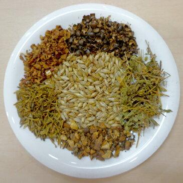卒乳NANO茶[そつにゅうなのちゃ]20包×5個セット(炒り麦芽、棗の実・ハコベ・金銀花・蒲公英根(たんぽぽの根)・ハトムギ)