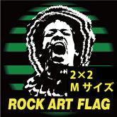ロックアートフラッグ15×15
