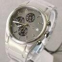 D&G TIME ドルチェ&ガッバーナ SANDPIPERクロノグラフ SSベルト腕時計 37197 ...