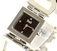 D&GTIMEディーアンドジーNIGHT&DAYレディースSSベルト腕時計3719250892