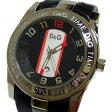 D&G TIME ドルチェ&ガッバーナUNOFFICIAL メンズ腕時計 DW0216【ラッピング無料】【楽ギフ_包装】