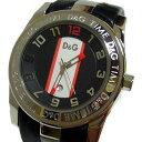 D&G TIME ドルチェ&ガッバーナUNOFFICIAL メンズ腕時...
