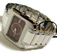 D&GTIMEディーアンドジーGAMEOVERSSベルト腕時計DW0225