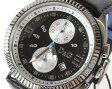 D&G TIME ドルチェ&ガッバーナ LOU CRONO クロノグラフ腕時計 DW0034 ブラック【ラッピング無料】【楽ギフ_包装】【10P11Mar16】【05P03Dec16】