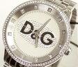 D&G TIME ドルチェ&ガッバーナPRIME TIME メンズ腕時計 DW0131 シルバー SSベルト【ラッピング無料】【楽ギフ_包装】【10P11Mar16】【05P03Dec16】