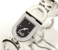 D&GTIMEドルガバDAY&NIGHTレディースSSベルト時計DW0143