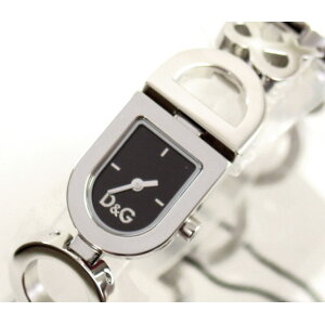 D&G TIME Dolce&Gabbana DAY&NIGHT Ladies SS Belt Watch DW0143 [Free wrapping] [Easy gift wrapping]