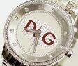 D&G TIME ドルチェ&ガッバーナPRIME TIME メンズ腕時計 DW0144 シルバー SSベルト【ラッピング無料】【楽ギフ_包装】【10P11Mar16】【05P03Dec16】