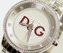 DG TIME ドルチェ&ガッバーナPRIME TIME メンズ腕時計 DW0144 シルバー SSベルト【ラッピング無料】【楽ギフ_包装】【10P11Mar16】【05P03Dec16】