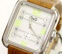D&G TIME ドルチェ&ガッバーナAPACHE メンズ腕時計 DW0188 シルバー×ブラウン【ラッピング無料】【楽ギフ_包装】【10P11Mar16】【05P03Dec16】